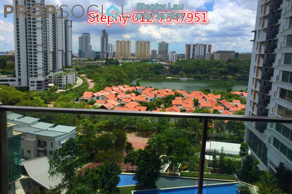 For Rent Condominium at A'Marine, Bandar Sunway Freehold Fully Furnished 2R/3B 4.2k