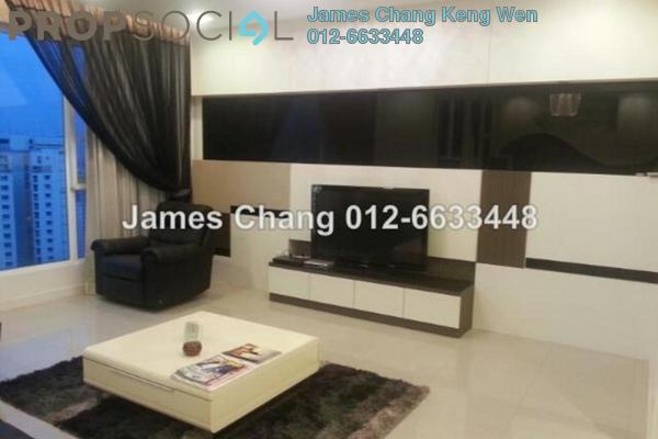 For Sale Condominium at Kiaramas Ayuria, Mont Kiara Freehold Fully Furnished 3R/4B 1.6百万