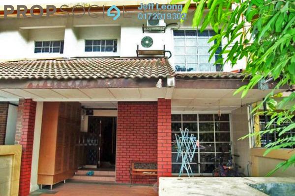 For Rent Terrace at Wangsa Baiduri, Subang Jaya Freehold Fully Furnished 3R/4B 2.5k