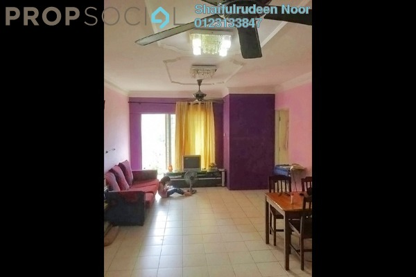 For Sale Apartment at Lakeview Apartment, Batu Caves Freehold Unfurnished 3R/2B 280k