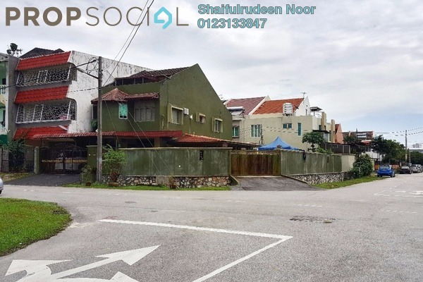 For Sale Terrace at Taman Kencana, Pandan Indah Leasehold Unfurnished 5R/3B 1.8m