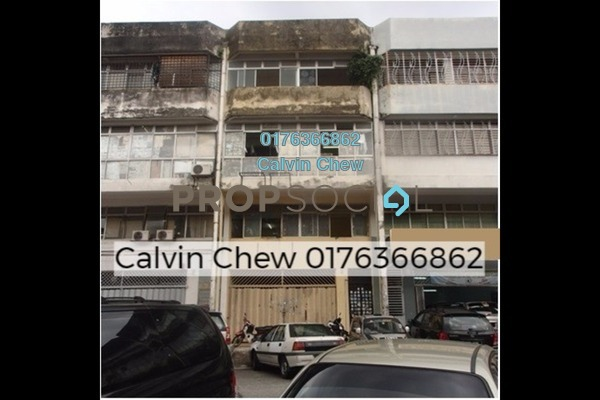 For Sale Shop at Taman Alam Jaya, Batu 9 Cheras Freehold Unfurnished 0R/6B 800k