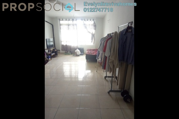 For Sale Condominium at Casa Prima, Kepong Leasehold Unfurnished 3R/2B 420k