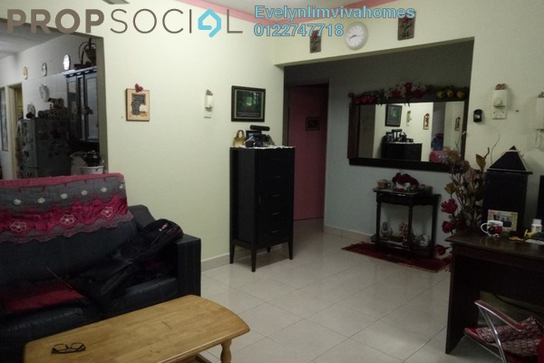 For Sale Condominium at Casa Prima, Kepong Leasehold Unfurnished 4R/2B 520k