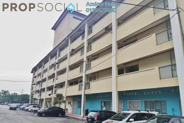 For Sale Apartment at Subang Permata, Subang Freehold Unfurnished 3R/2B 235k