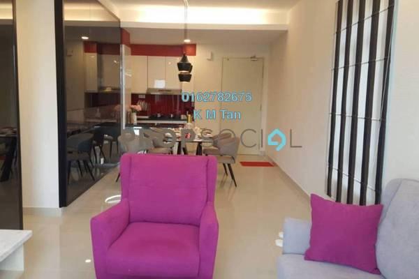 For Sale Condominium at Damai Hillpark, Bandar Damai Perdana Leasehold Semi Furnished 3R/2B 498k