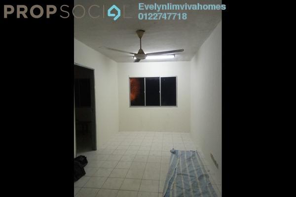 For Rent Apartment at Harmoni Apartment, Damansara Damai Freehold Unfurnished 3R/2B 550translationmissing:en.pricing.unit