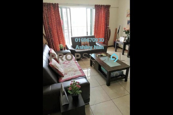 For Rent Condominium at Ken Damansara II, Petaling Jaya Freehold Fully Furnished 3R/2B 0translationmissing:en.pricing.unit