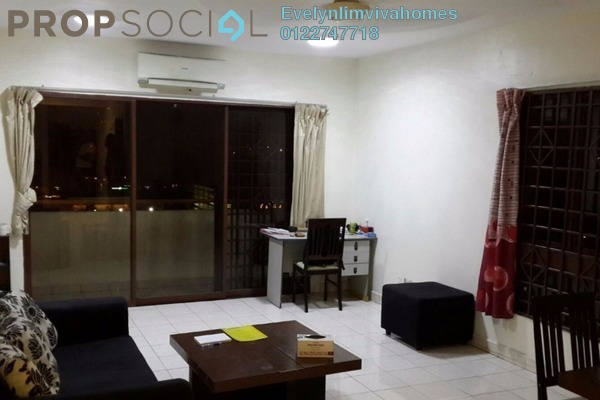 For Sale Condominium at Palm Spring, Kota Damansara Freehold Semi Furnished 3R/2B 399k