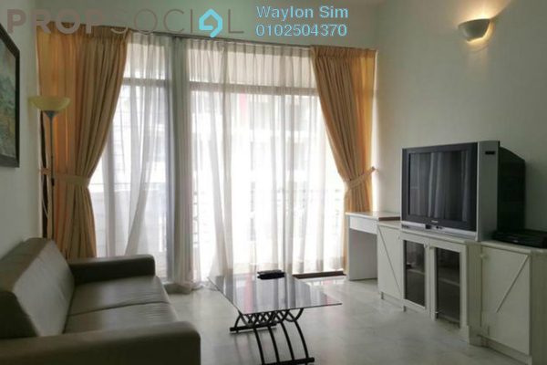 For Rent Condominium at Desa Villa, Taman Desa Freehold Fully Furnished 3R/2B 2k