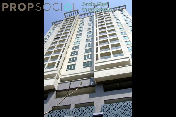 For Rent Serviced Residence at 231 TR, KLCC Freehold Fully Furnished 1R/1B 2.2k