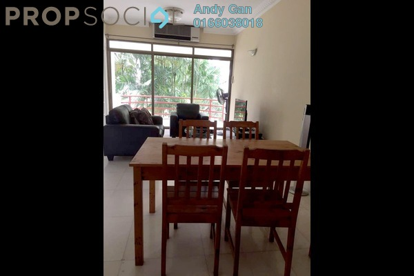 For Rent Condominium at Jamnah View, Damansara Heights Freehold Fully Furnished 1R/1B 2.1k