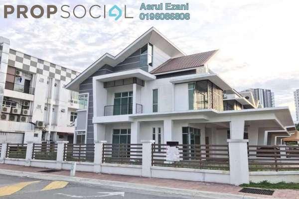 For Sale Terrace at Seksyen 8, Bandar Baru Bangi Freehold Unfurnished 4R/3B 1.05m
