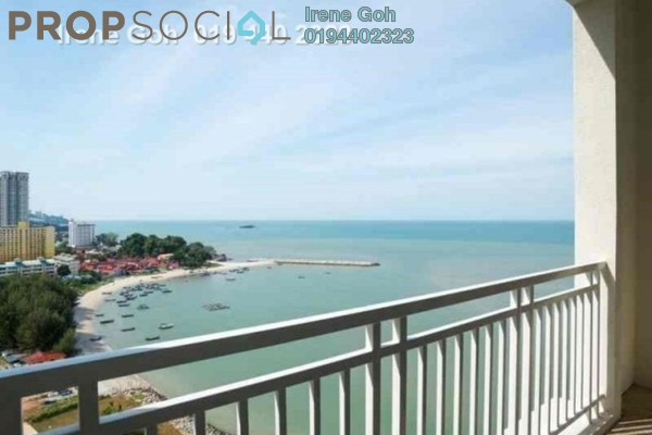 For Rent Condominium at Quayside, Seri Tanjung Pinang Freehold Fully Furnished 2R/2B 4.2k