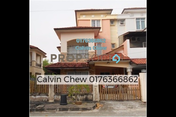 For Sale Semi-Detached at Taman Sutera, Seberang Jaya Freehold Unfurnished 5R/4B 700k