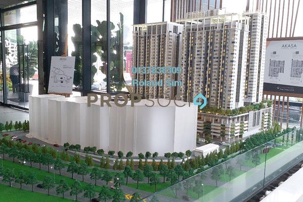 For Sale Condominium at Akasa, Balakong Freehold Semi Furnished 3R/2B 442k