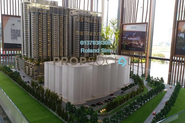 For Sale Condominium at Akasa, Balakong Freehold Semi Furnished 2R/2B 440k