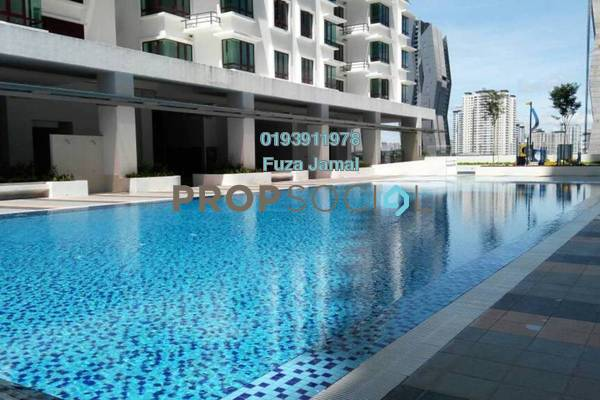 For Sale Condominium at Sentul Rafflesia, Sentul Freehold Unfurnished 4R/3B 600k