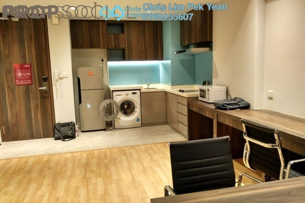 For Sale Condominium at D'Majestic, Pudu Freehold Fully Furnished 1R/1B 740k