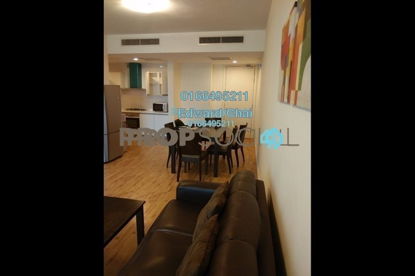 For Sale Condominium at Solaris Dutamas, Dutamas Freehold Fully Furnished 2R/2B 1.2m