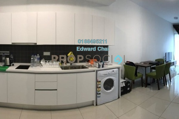 For Sale Condominium at Urbana Residences @ Ara Damansara, Ara Damansara Freehold Semi Furnished 3R/3B 958k