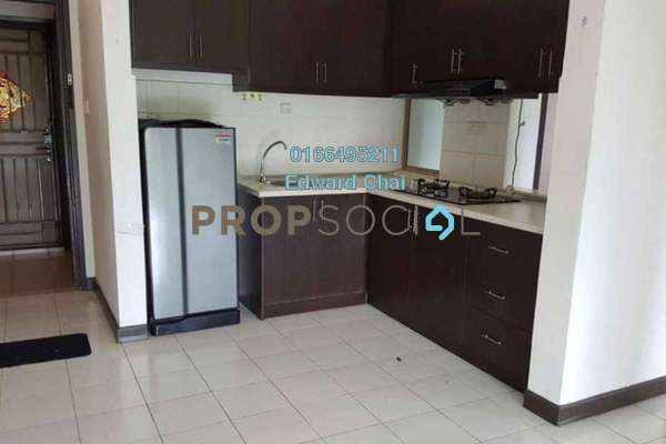 For Sale Condominium at Ritze Perdana 1, Damansara Perdana Freehold Semi Furnished 1R/1B 400k
