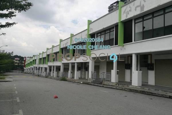 For Rent Shop at Damai Perdana, Bandar Damai Perdana Freehold Unfurnished 0R/0B 1.3k