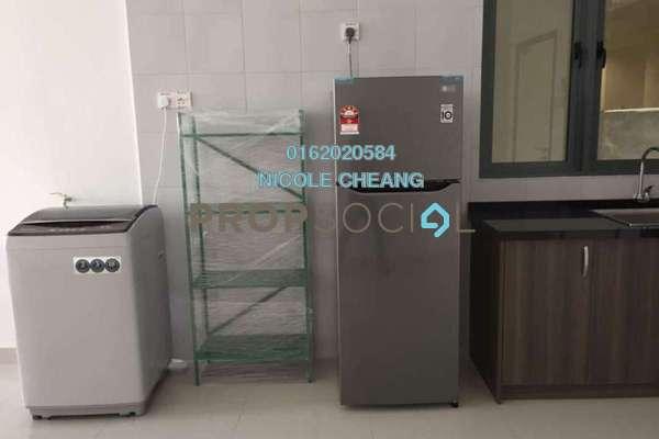 For Rent Condominium at Da Men, UEP Subang Jaya Freehold Fully Furnished 0R/1B 1.8k