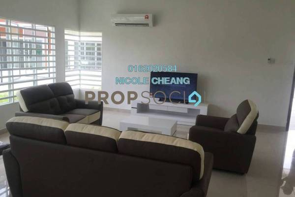 For Rent Semi-Detached at Desa Coalfields, Sungai Buloh Freehold Fully Furnished 5R/6B 3k