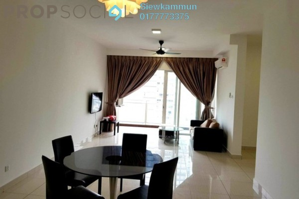 For Rent Condominium at Damansara Foresta, Bandar Sri Damansara Freehold Fully Furnished 4R/3B 2.1k