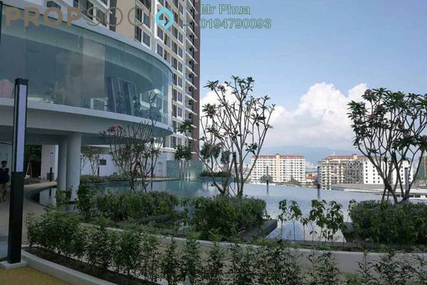 For Sale Condominium at Woodsbury Suites, Butterworth Freehold Unfurnished 2R/1B 375k
