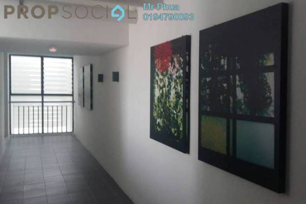 For Sale Condominium at Woodsbury Suites, Butterworth Freehold Unfurnished 3R/1B 520k
