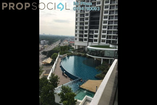 For Sale Condominium at Woodsbury Suites, Butterworth Freehold Unfurnished 2R/1B 399k