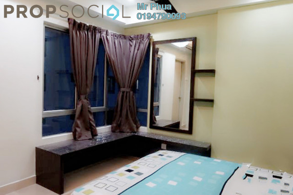 For Sale Condominium at Sea View Tower, Butterworth Freehold Unfurnished 1R/1B 300k