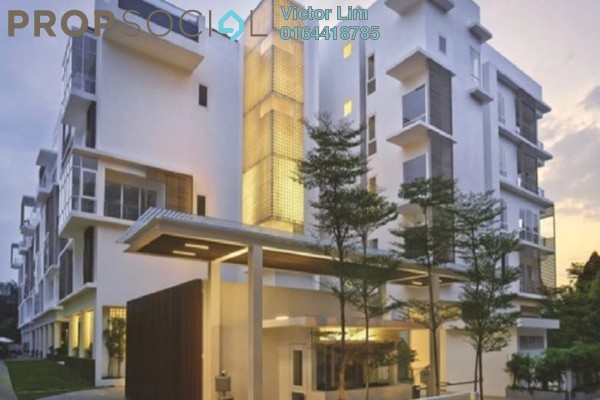 For Rent Condominium at Nobleton Crest, Ampang Hilir Freehold Unfurnished 4R/5B 14k