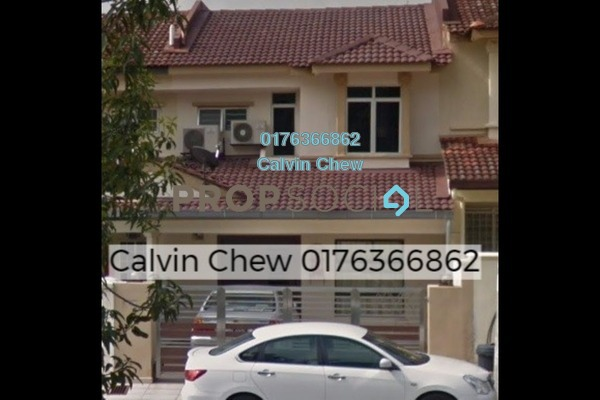 For Sale Terrace at Bandar Damai Perdana, Cheras South Freehold Unfurnished 4R/3B 549k