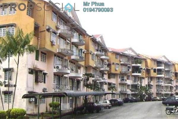 For Sale Condominium at Mutiara Perdana 1, Sungai Ara Freehold Fully Furnished 3R/2B 420k