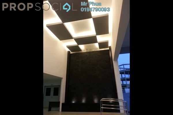 For Sale Condominium at Palma Laguna, Seberang Jaya Freehold Semi Furnished 4R/2B 315k
