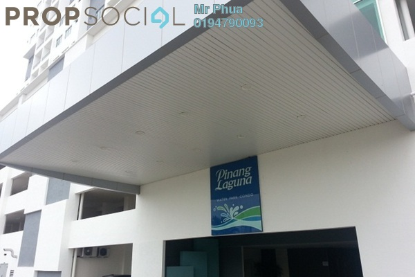 For Sale Condominium at Palma Laguna, Seberang Jaya Freehold Unfurnished 4R/2B 340k