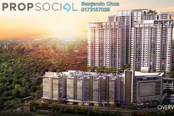 For Sale Condominium at Akasa, Balakong Freehold Semi Furnished 3R/2B 440k