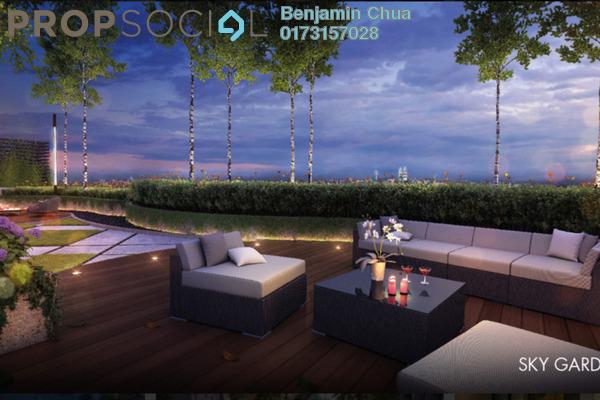 For Sale Condominium at Akasa, Balakong Freehold Semi Furnished 3R/2B 441k