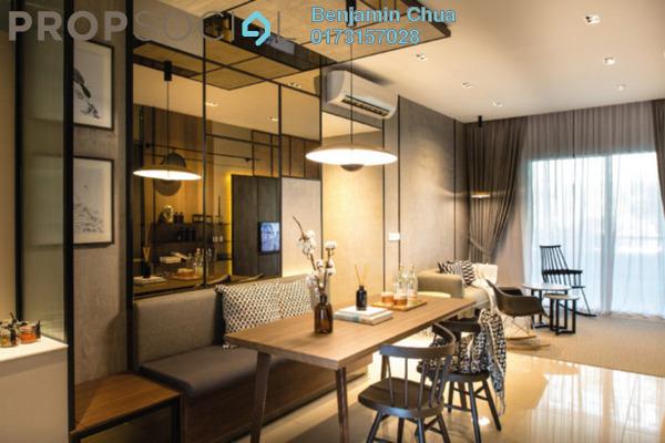 For Sale Condominium at Akasa, Balakong Freehold Semi Furnished 3R/2B 443k