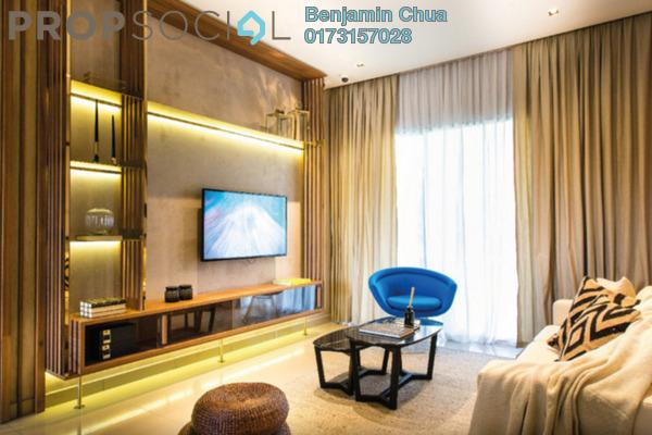 For Sale Condominium at Akasa, Balakong Freehold Semi Furnished 3R/2B 445k