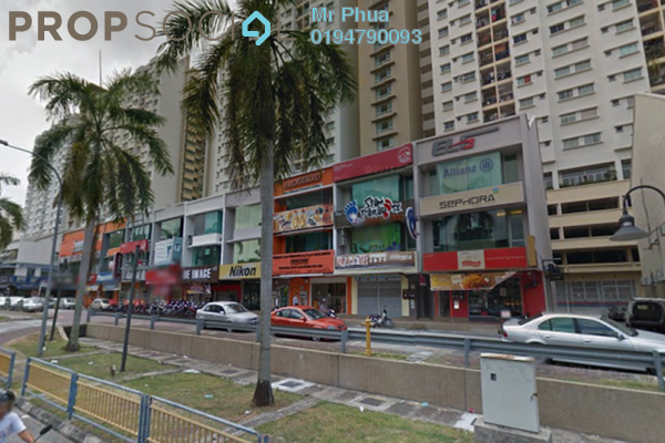 For Sale Apartment at Symphony Park, Jelutong Freehold Fully Furnished 3R/2B 480k