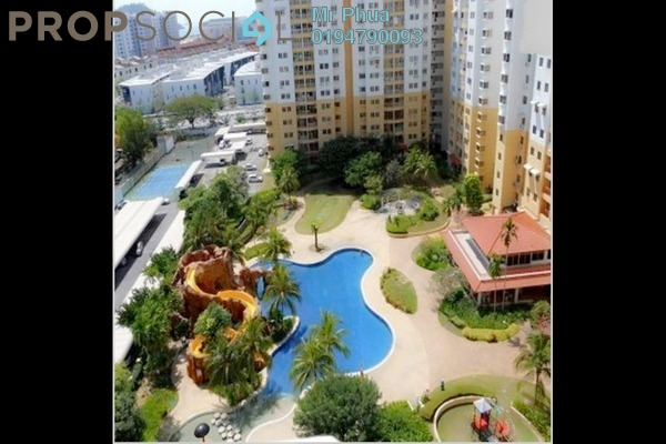For Sale Condominium at Villa Emas, Bayan Indah Leasehold Fully Furnished 3R/2B 450k