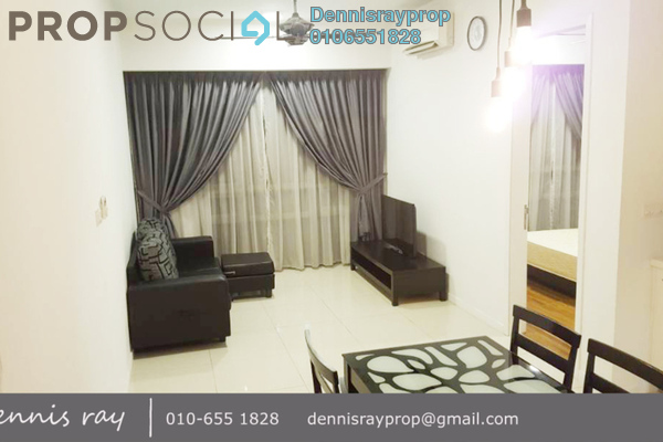 For Rent Condominium at Cascades, Kota Damansara Freehold Fully Furnished 1R/1B 1.7k