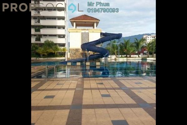 For Sale Condominium at Halaman Kristal, Green Lane Freehold Semi Furnished 3R/2B 650k