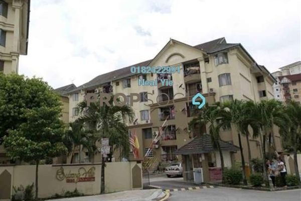 For Sale Apartment at Subang Ville Ehsan, Bandar Sunway Freehold Unfurnished 3R/2B 255k