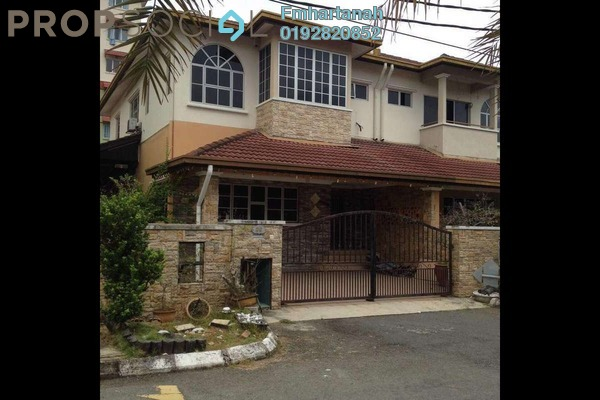 For Sale Semi-Detached at Seksyen 5, Bangi Freehold Unfurnished 6R/3B 890k
