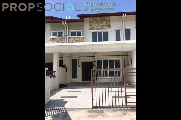 For Sale Terrace at Taman Universiti, Bangi Freehold Unfurnished 4R/4B 530k